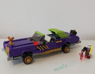 LEGO Batman 70906 The Joker Notorious Lowrider