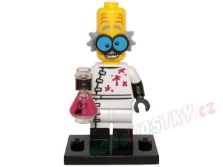 Lego figurka Monster Scientist